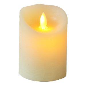 LED-Kerze H10 x D7,5 cm