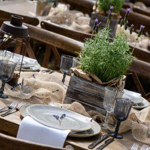 Lavendel Yard Box