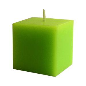 Blockkerze in Cubeform 5,6 cm