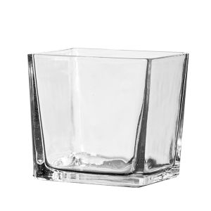 Vase Cube konisch B10 cm