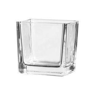 Vase Cube konisch 12 cm