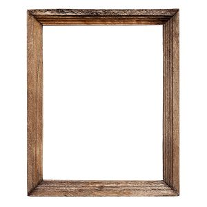 Rahmen Holz B124 x T81 cm