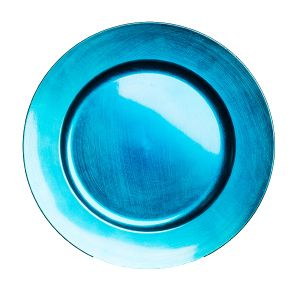 Platzteller Blau