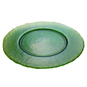 Platzteller Glas D32 cm