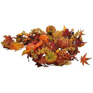Herbstrranke mit Beiwerk 180 cm