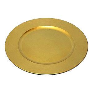 Platzteller Gold D33 cm