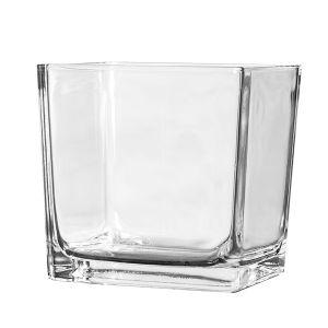 Vase Cube B8 x T8 cm