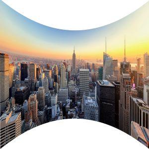 Motivbanner NYC Skyline