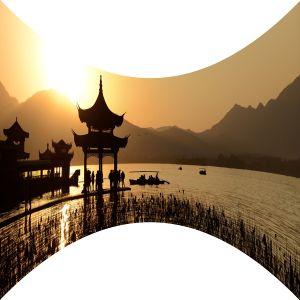 Motivbanner Asien