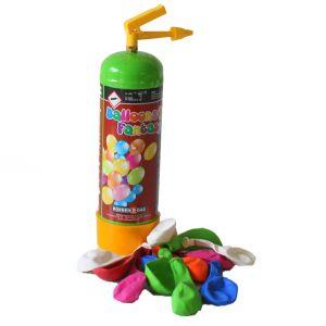 Luftballon Set mit Hellium-Flasche