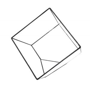 Terrarium B15 x T15 cm