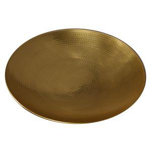 Schale Gold D48 cm