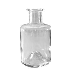 alte Flaschenvase  H12 cm