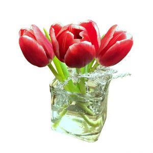 Arrangement Tulpen on Ice