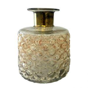 Vase Shine Braun H20 cm