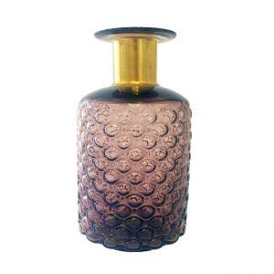 Vase Shine Rot H22 cm