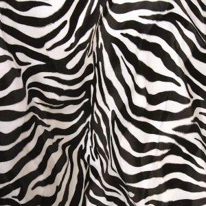 Kissen Zebra B45 x H45 cm