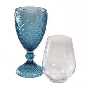 Glas-Set Globe-Style 2teilig