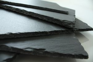 Schieferplatte B40 x T25 cm