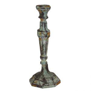 Kerzenständer Shabby Chic H28 cm