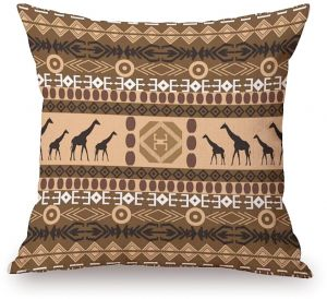 Kissen Afrika B45 x H45 cm
