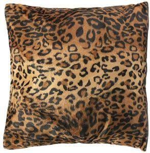 Kissen Leopard B45 x H45 cm