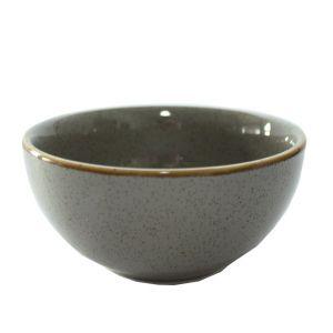 Schale Stonecast  0,47 l Grau