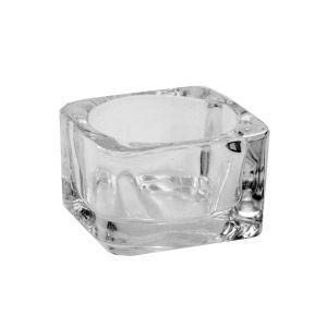 Teelichthalter Glas B5 x T5 cm