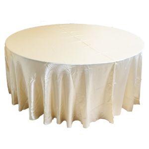 Tischtuch Champagne D300 cm