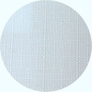 Tischtuch Weiß D330 cm