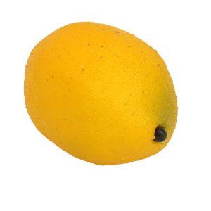 Deko-Zitrone D5,5 cm
