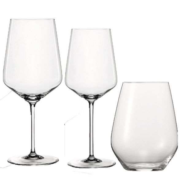 Glasset Style 3teilig