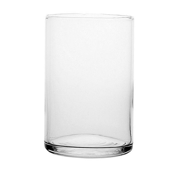 Glaszylinder D8 x H15 cm