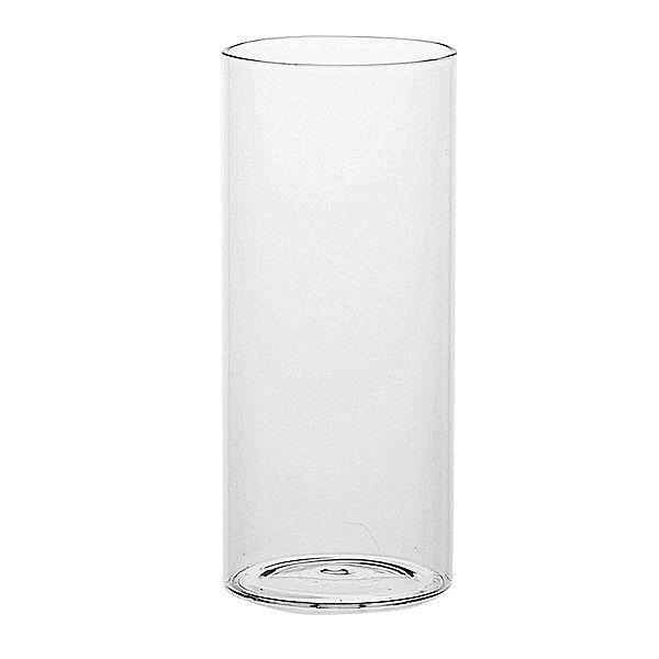 Glaszylinder D15 x H35 cm