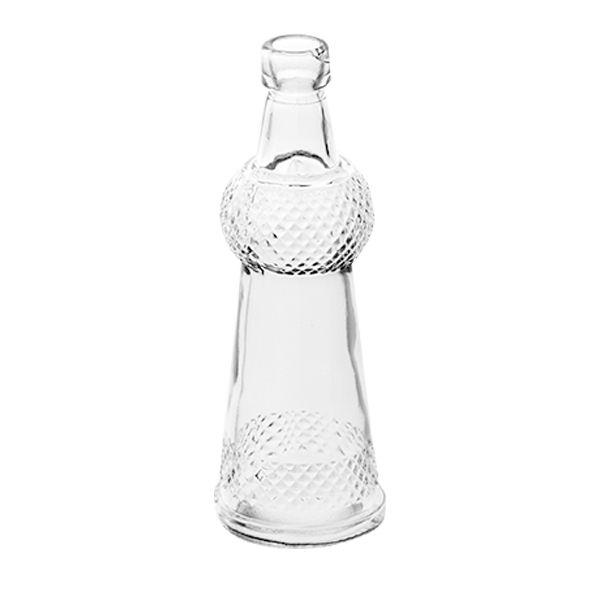Vase Vintage talliert H16,5 cm