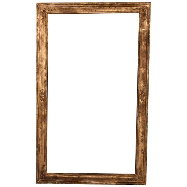 Rahmen Gold B154 x H95 cm