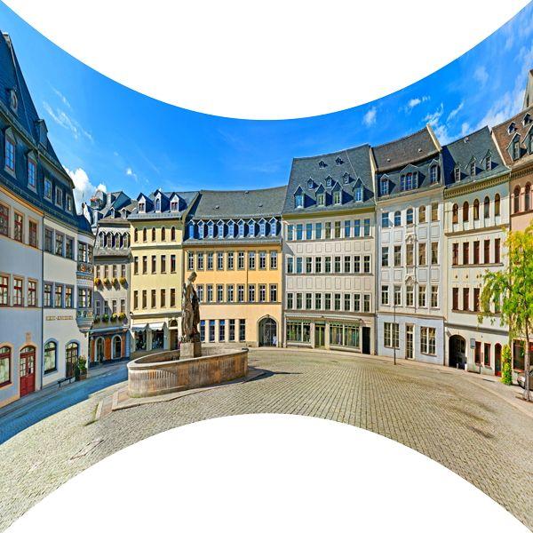 Motivbanner Marktplatz