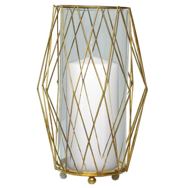 Centerpiece-Set Gold'n'Stripes