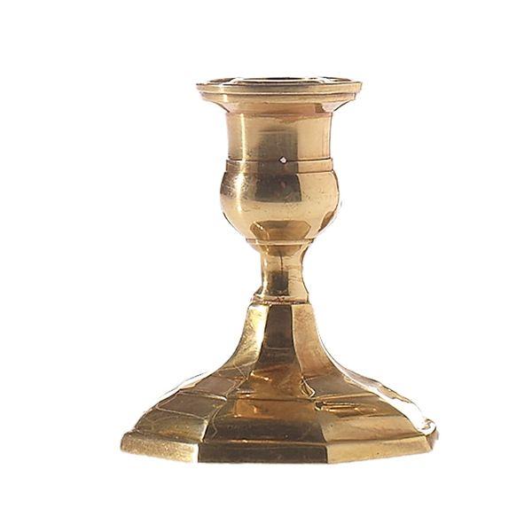 Leuchter Gold H9,5 cm